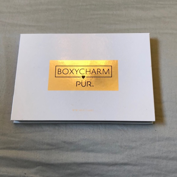 Pur Other - Pur and boxycharm collab eyeshadow palette